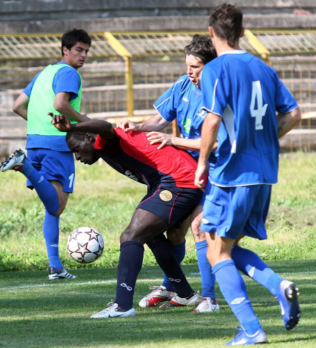 Java e 28: Dinamo - Vllaznia 1-2