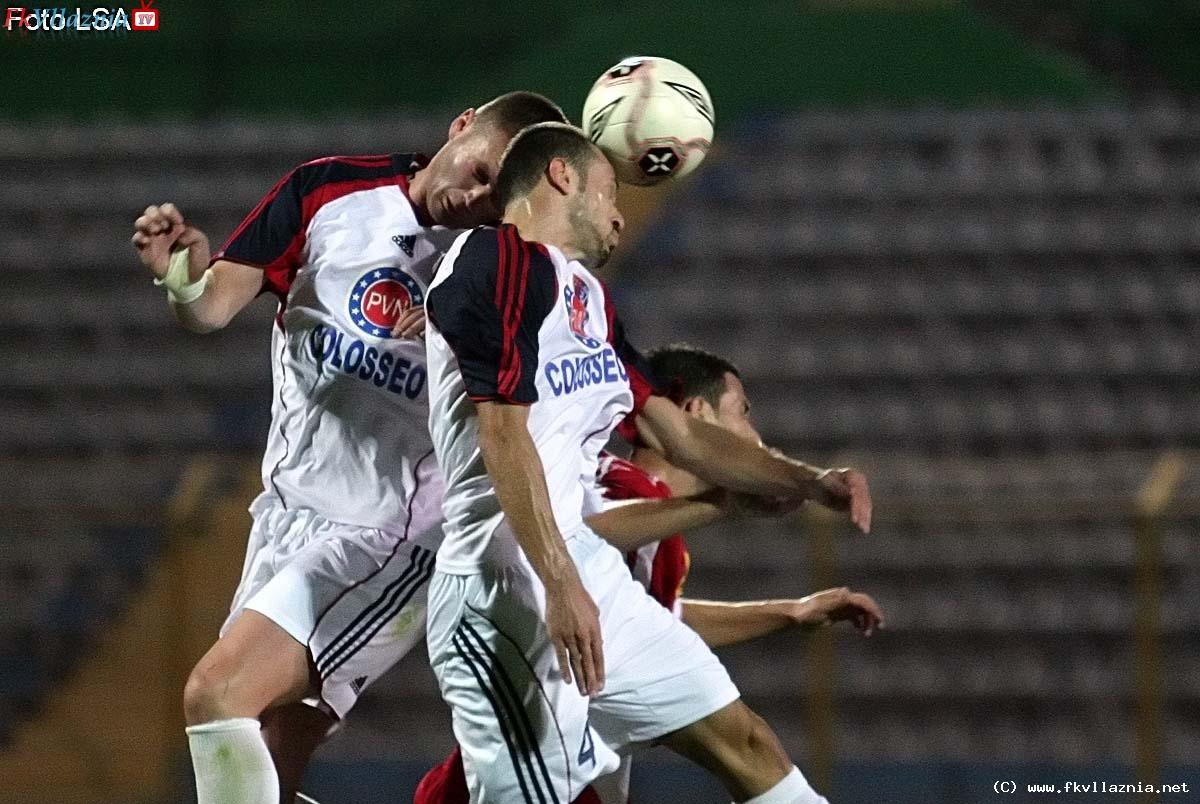 Java e 3-te Partizani - Vllaznia 1-0