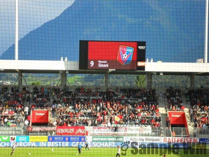 Europa Lige: Fc Thun - Vllaznia.