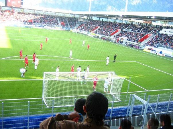 Europa Lige: Fc Thun - Vllaznia