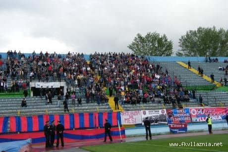 Kupa e Republikes: Tirana - Vllaznia