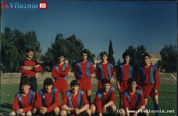 Vllaznia 1993-94