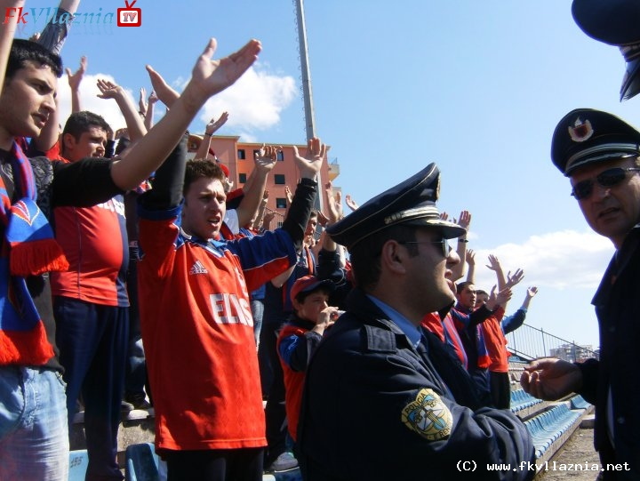 Kupa e shqiperise: Vllaznia - Teuta