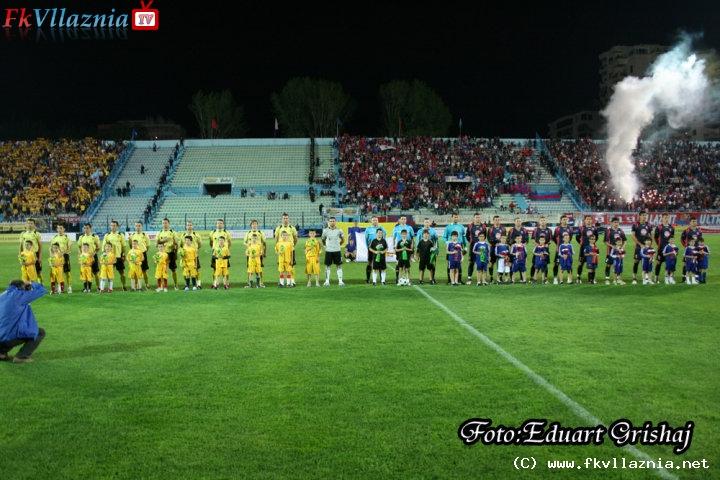 Kupa e shqiperise: Vllaznia - Besa