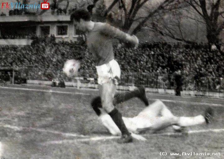 Viti 1982 Vllaznia-Tirana 4-0