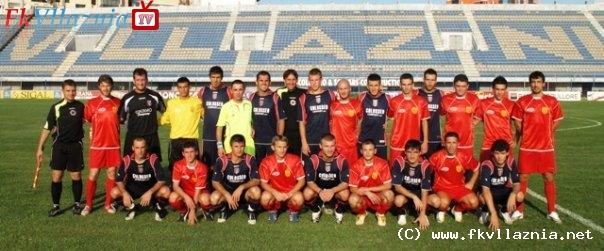 Vllaznia - Partizani 3-3