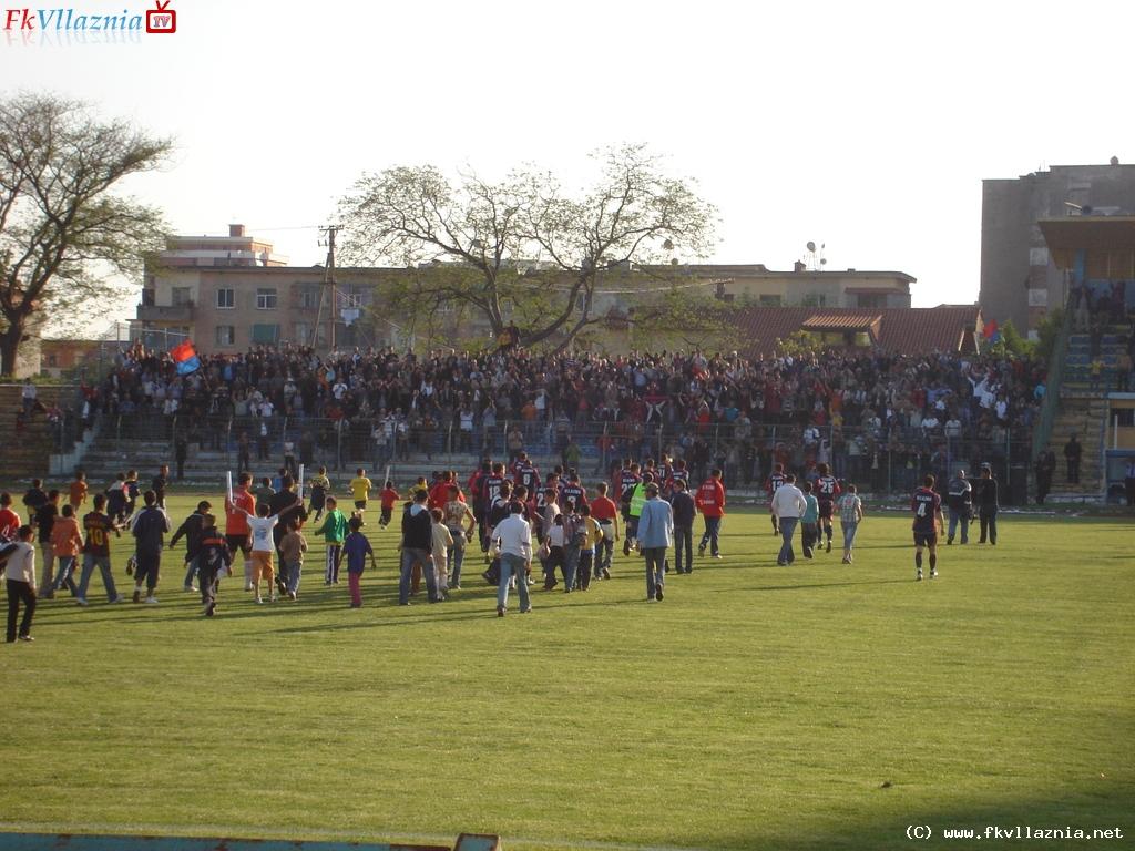 Vllaznia - Tirana : Finalja