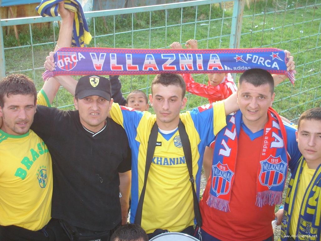 Vllaznit Ultras dhe Tigrat