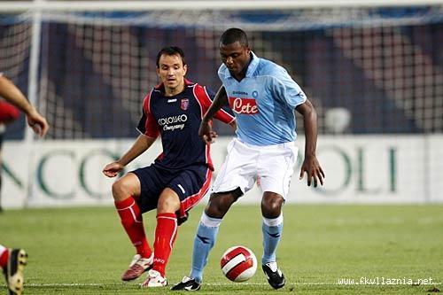 Kupa Uefa: Napoli - Vllaznia 5 - 0