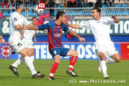 Java e 4: Vllaznia - Dinamo 0-0