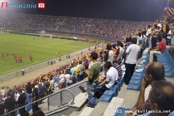 Vllaznia - Tirana 1 - 1