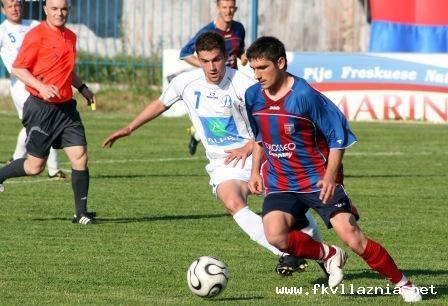 Vllaznia - Dinamo