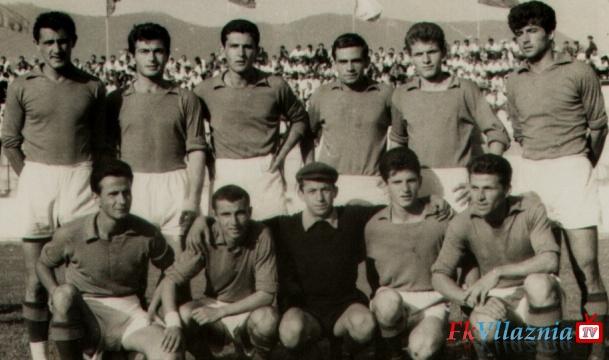 vllaznia fituese e kupes 1965