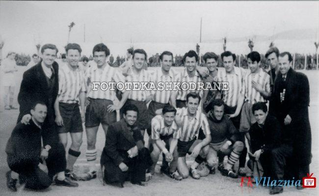 vllaznia 1949