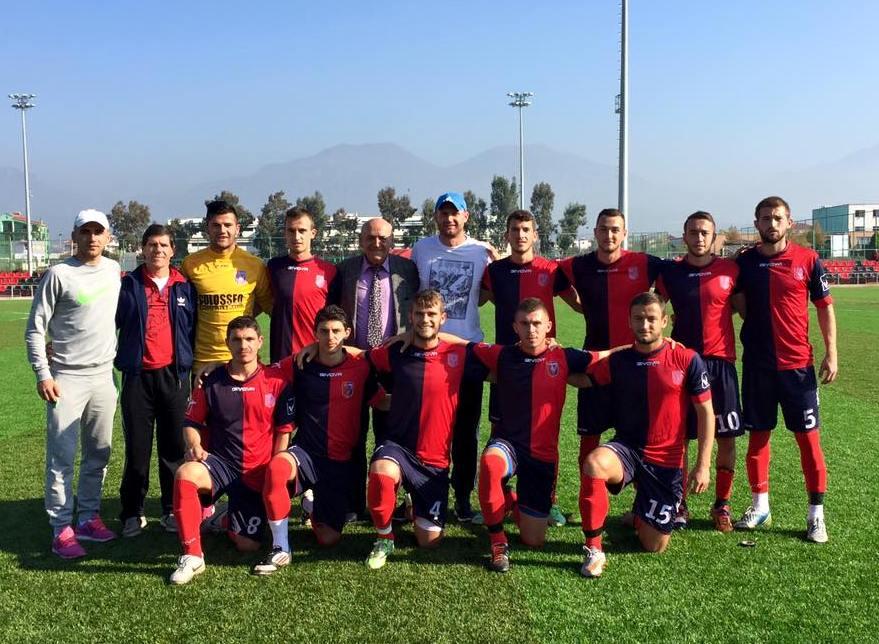 Kategoria III: Vllaznia B 7-1 Drini FK