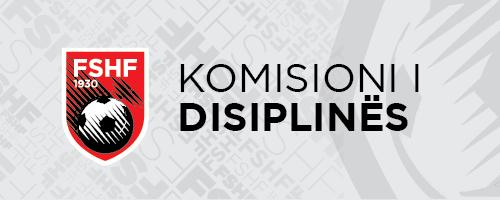 Komisioni i Disiplines denon Vllaznine