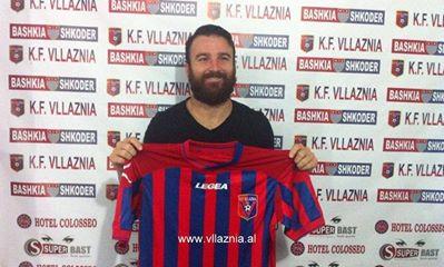 Vllaznia firmos me mesfushorin kroat, Ivor Weitzer
