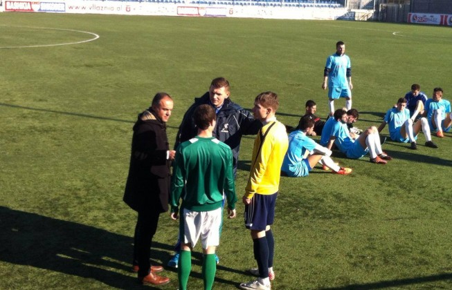 Shtatë lojtarë për provë te Vllaznia, por Cungu nuk mban asnnje