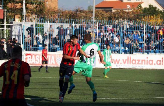 Vllaznia-Teuta ende pa stadium, FSHF nuk vendos