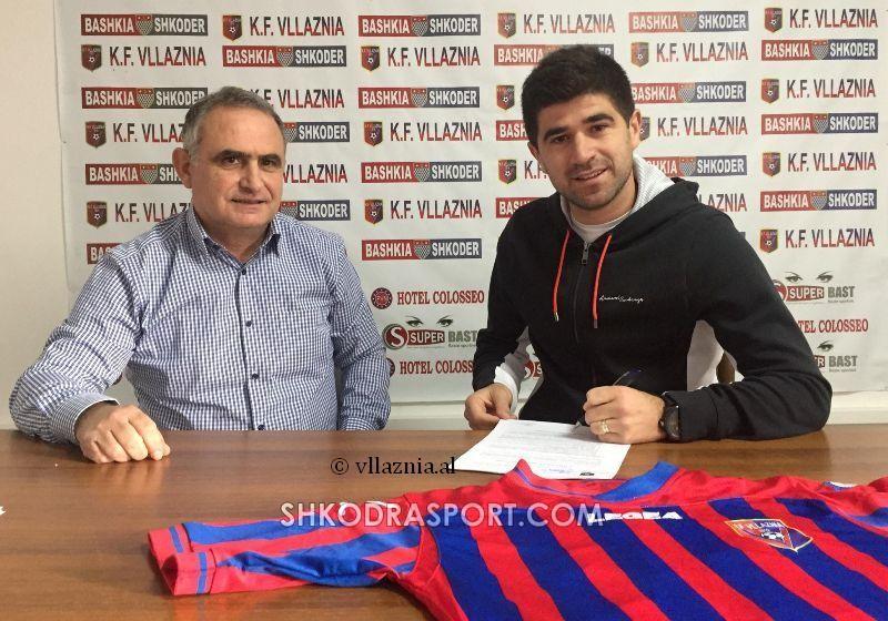 Zyrtare: Xhevahir Sukaj firmos për Vllazninë