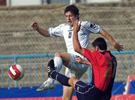 Kupa Intertoto: NK Zagreb - Vllaznia 2:1